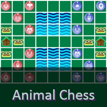 Play Animal Chess Game Online for Free