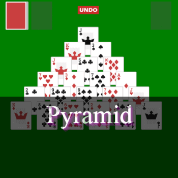 Play Pyramid Solitaire Card Game