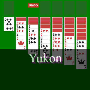 Play Yukon Solitaire Card Game